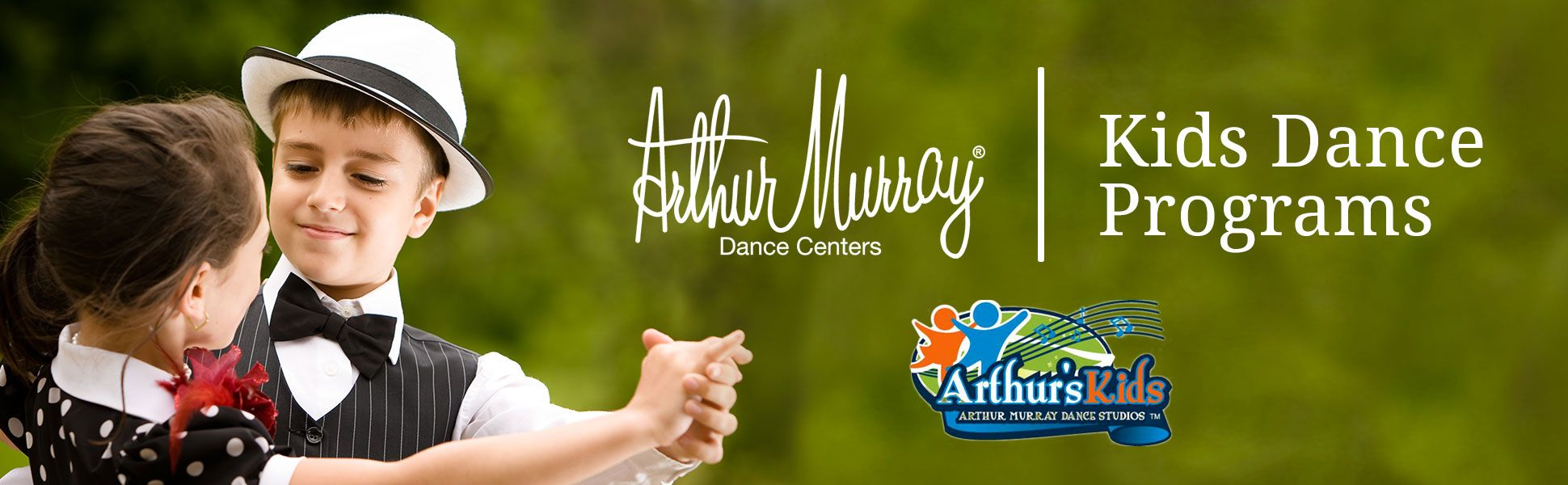 Arthur Murray Kids Dance Lessons